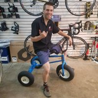 Joel : Store Manager, Mechanic, Certified Fitter
