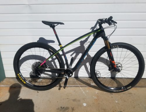 Niner Air 9 RDO XO1 Eagle Build
