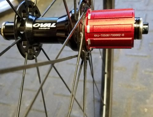 Oval Concepts Rear Hub Overhaul