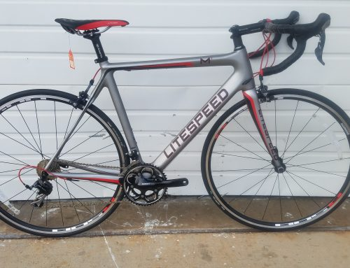 BRAND NEW Litespeed M1 Carbon Road Bike M/L, 50% off!