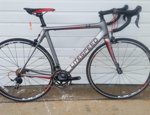 BRAND NEW Litespeed M1 Carbon Road Bike M/L, 50% off!