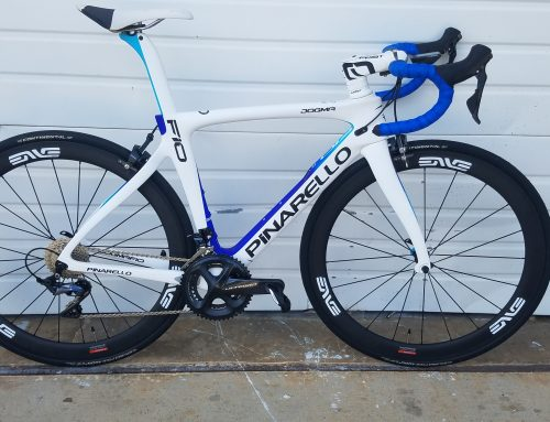 Pinarello Dogma Frame-Up Build