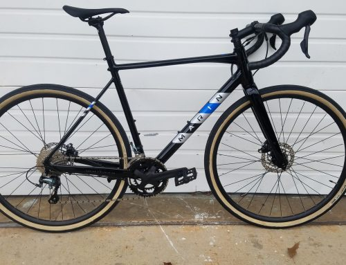 New Marin Gravel/Adventure Road Bike is Ready to Ramble
