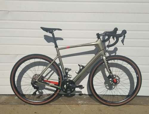 Argon18 Dark Matter gravel bike